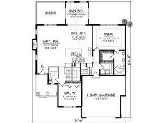 Floor Plan, 020H-0438