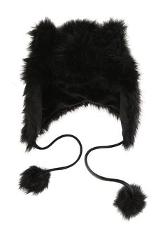 Accessory Collective Girls Critter Knit Hat
