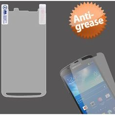 MYBAT Screen Protector for Samsung Galaxy S4 Active - Anti-grease