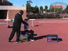 Becoming a Champion High Jumper - Beyond the Basics - YouTube