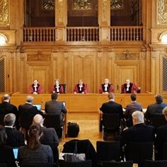 Federal Administrative Court in Leipzig decision on plans to deepen the river Elbe