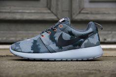 Nice Camo Nike Roshe Run #sneakers