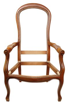1000 images about fauteuils on pinterest d decor and louis xvi - Refaire un fauteuil voltaire ...