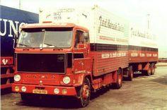 VOLVO F 89 met koelaanhanger van Van der Kwaak in Hillegom Volvo Trucks, Classic Trucks, Transportation, Van, Vehicles, Trucks, Europe, Nostalgia, Classic Pickup Trucks