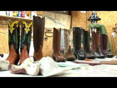 """This is really interesting! How cowboy boots are made: """"Cowboy boots, before you buy your next pair, watch this. - YouTube""""  #boots"""