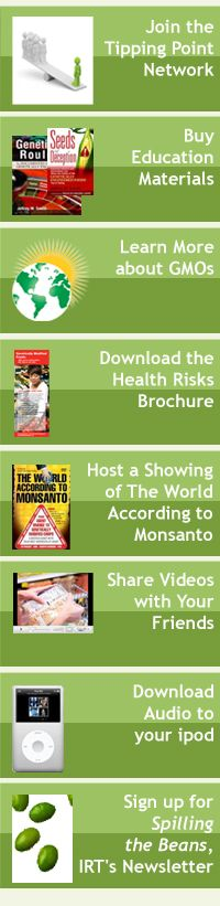 OMG!!! GMO or GE!!! Do you know what you are eating???and more important, what the RISKS are...