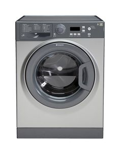 Buy Hotpoint Wash Dry Freestanding Washer Dryer Graphite from Appliances Direct - the UK's leading online appliance specialist