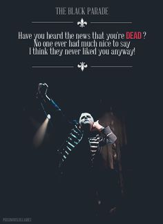 Dead by My Chemical Romance