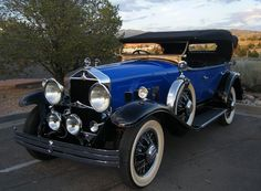 1930 Willys-Knight Plaidside