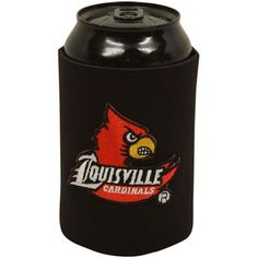 Keep your frothy drink from sweating and losing its cool with this team-spirited can koozie. This lightweight koozie flaunts an embroidered Cardinals logo on the front to show off your team pride. #L1C4