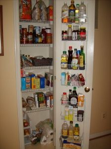 Organization Can Lead To Beauty Part One Of A Pantry Makeover Small Organizationpantry Storageorganisationkitchen
