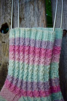 Ravelry: Calle Cables pattern by All Knit Up Cable Knitting, Knitting Socks, Hand Knitting, Crochet Quilt, Knit Or Crochet, Crotchet, How To Start Knitting, How To Purl Knit, Knitted Slippers