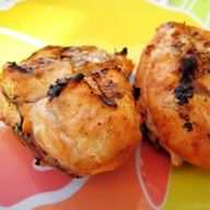 Indian Tandoori Chicken - featured on  Food2Fork.  #food2fork #chicken #yummy #dinner #recipes
