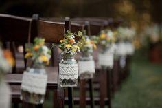 8 Aisle Design Ideas for your Outdoor Wedding Ceremony | BigBang Wedding, Singapore
