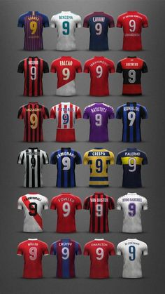 Best strikers ever Football Icon, Best Football Players, Football Design, Football Kits, Sport Football, Football Jerseys, Soccer Players, Soccer Memes, Football Memes