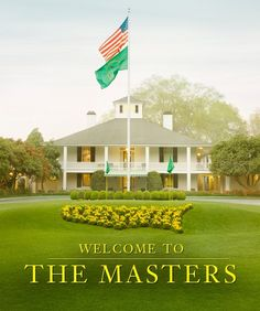 Yay For Masters Week! It's officially spring