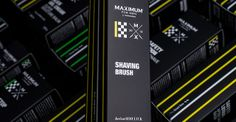 MAXIMUM by taninotanino on Packaging of the World - Creative Package Design Gallery