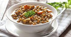 Mais uma receita exclusiva do definição total, hoje pensei em trazer a Lentilha junto a dieta de ganho de massa muscular, a lentilha pode ser prepar