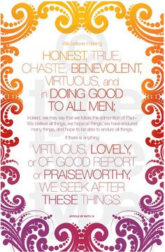 scripture that would look great on the walls of any LDS home. These would be fantastic hanging solo, or together