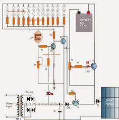 3000 watt power inverter 12v dc to 230v ac nonstop free electronic rh pinterest com
