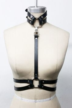 Gigi Harness - would look awesome with tanktop and cincher.