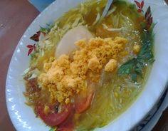 RESEP RAHASIA SOTO LAMONGAN GURIH ENAK | Resep Masakan Indonesia