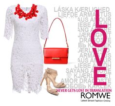 """ROMWE 8"" by mejra-sinanovic ❤ liked on Polyvore featuring Jason Wu, Vince Camuto and Kenneth Jay Lane"
