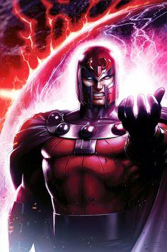 Magneto-revisited by JPRart