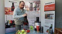 Kuvings Slow Juicer ve Klasik Meyve Sıkacağı Karşılaştırma - Juicing Channel Juicing, Channel, Cold, Juice