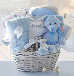 Baby Gift Baskets & Baby Gift Ideas | Something For Everyone Gift Ideas