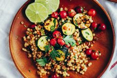 7 Recipes That Reinvent The Way You Eat Zucchini  http://www.rodalesorganiclife.com/food/7-recipes-that-reinvent-the-way-you-eat-zucchini/slide/3