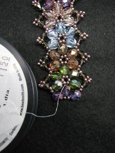 bracelet | Modern Minerals - Part 5 http://ecrafty.wordpress.com/category/christmas-crafts/ http://www.ecrafty.com/c-963-christmas-holiday-charms.aspx
