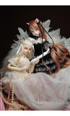 Catish Doll - Black lac Reaa