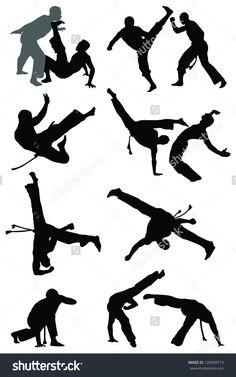 capoeira ilustrações - Pesquisa Google