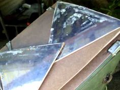 Solar Oven - Seat Of The Pants Engineering 1 - YouTube