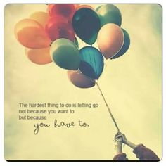 The hardest thing to do is letting go. Not because you want to. But because you have to. Gecondoleerd met dit enorme verlies #zegmooiewoorden #condoleance