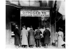 National Association Opposed to Woman Suffrage (Headquarters, Sign) Art Poster Print Posters at AllPosters.com