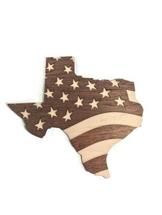 Patriotic Wall Decor Texas Wall Art By KieferWerksWoodCraft