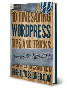 Free WordPress Tips and Tricks Ebook