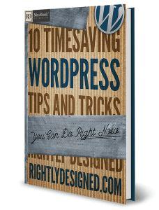 Free WordPress Tips and Tricks Ebook