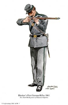 8th NY Infantry Volunteers Confederate Blue and Yankee Grey - History Forum ~ All Empires - Page 4