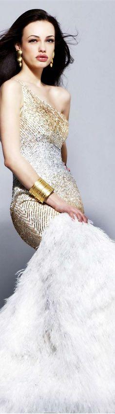 Prissy ~ Silver & Gold.
