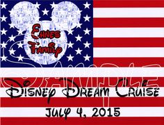 disney cruise 4th of july