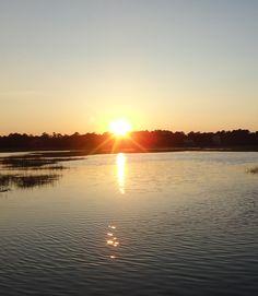 Pawleys sunset #sc