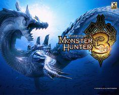 I love Monster Hunter!!