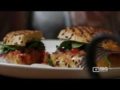 #bigreviewtv Liked on YouTube: Leaf & Vine Cafe Melbourne serving All Day Breakfast Baked Goods and Coffee