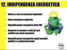 12.Programma Regionale,M5S Puglia 2015.