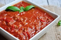This is a recipe I have developed over a number of years. This is the only spaghetti sauce my family will request! Very easy to make. I hope your family enjoys it as much as mine does!