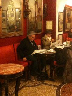 cafe greco ,rome italy
