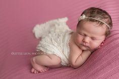 Ruffle Stretch Knit Wrap in Cream | Beautiful Photo Props